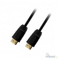 Cabo HDMI de Alta Definição 2.0 com 3m – Brasforma HDMI5003